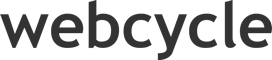 webcycle.nl Retina Logo